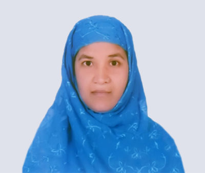 Mst Rumia Begum