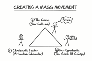 Expert Secrets creating mass movement