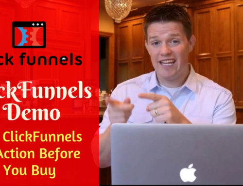 Clickfunnels Demo [2019]: See Clickfunnels In Action Before You Buy