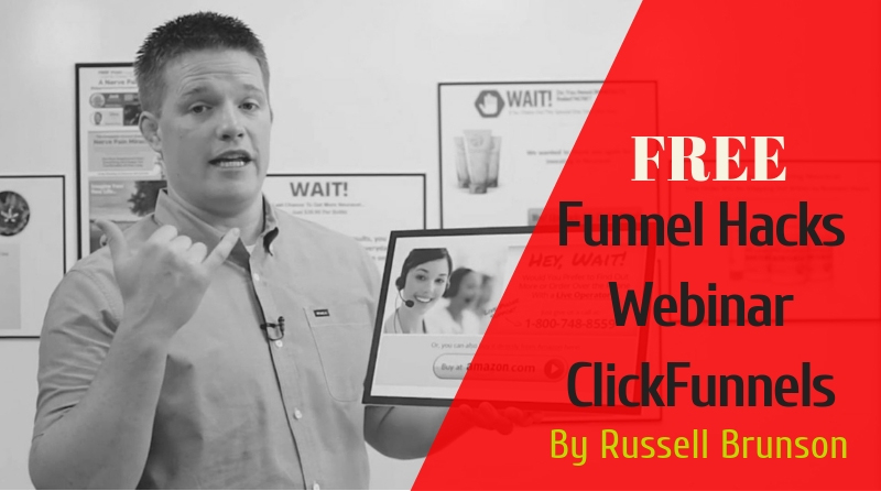 FREE Funnel Hacks Webinar