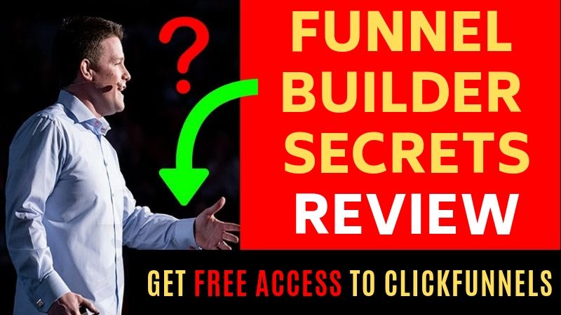 Funnel Builder Secrets Review