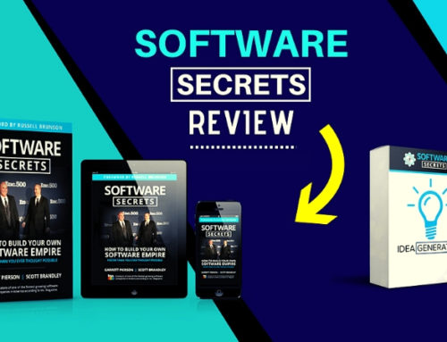 Software Secrets Review [2019]: Clickfunnels Software Secrets Course