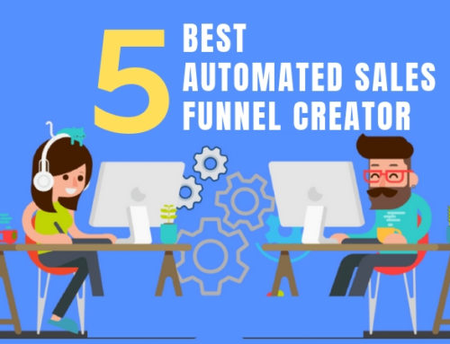 Top 5 Best Automated Sales Funnel Creator In 2021