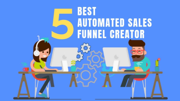 Automated Sales Funnel Creator