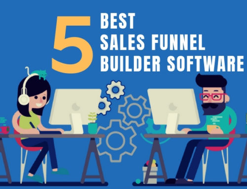 Top 5 Best Sales Funnel Builder Software In 2021
