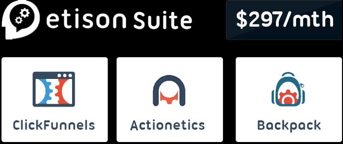ClickFunnels Etison Suite Review