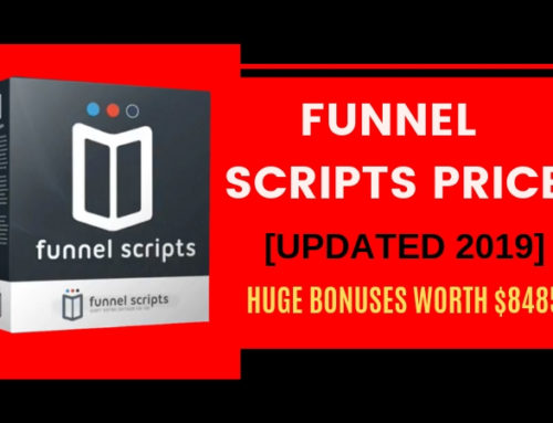 Funnel Scripts Price [Updated 2019]: Huge Bonuses Worth $8485