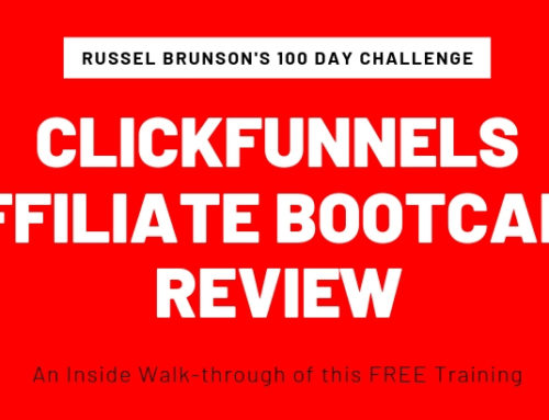 ClickFunnels Affiliate Bootcamp Review [2019]: 100 Day Challenge