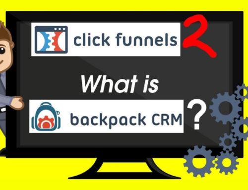 Clickfunnels Backpack Review [2019]: Start Your Own Affiliate Program