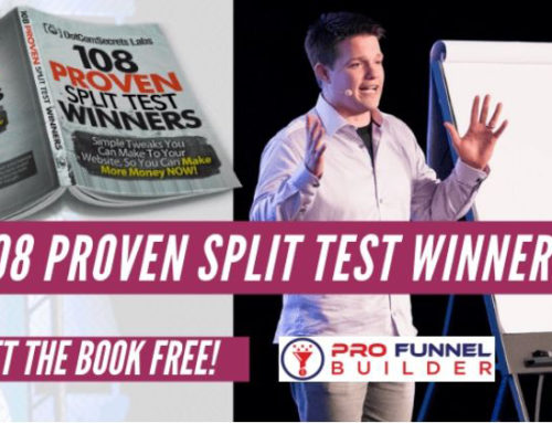 108 Proven Split Test Winners Book Review 2019 | By Russell Brunson