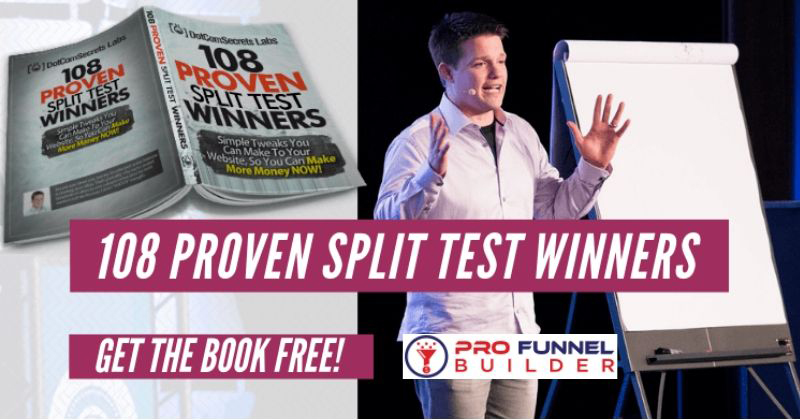 108 Proven Split Test Winners