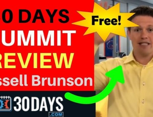 Clickfunnels 30 Days Summit Review 2019 | By Russell Brunson