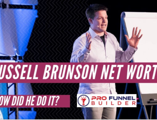 Russell Brunson Net Worth | The ClickFunnels Founder And CEO