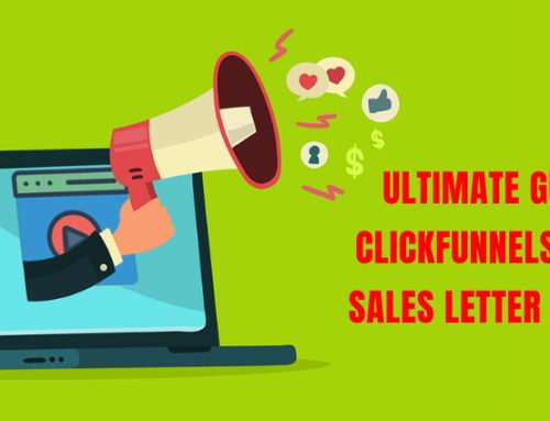 Ultimate Guide: Clickfunnels Video Sales Letter Funnel In 2020
