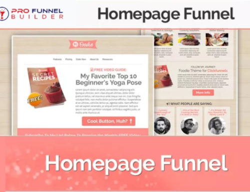 Homepage Funnel: Lead Generation Strategies without Spend Money