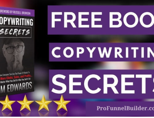 FREE Copywriting Secrets Book (2019) ᐈ By Jim Edwards