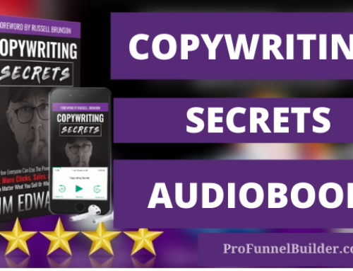 Copywriting Secrets Audiobook 2021 ᐈ by Jim Edwards