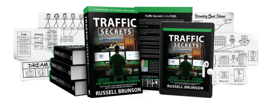 Traffic Secrets Book