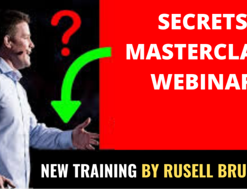 Secrets Masterclass Webinar 2021 | New Training by Rusell Brunson‎